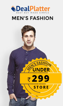 under 299 men fashion store