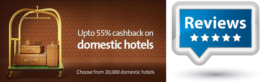 offers on domestic hotel booking