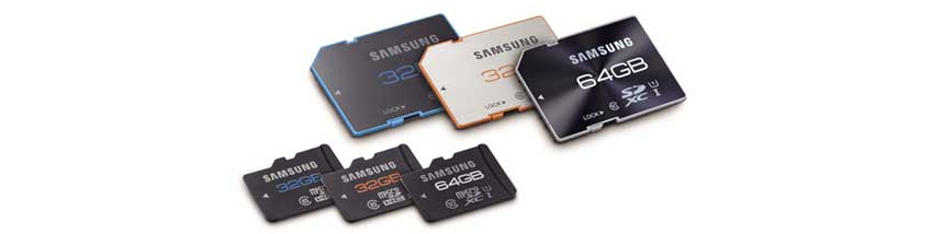 flash storage memory offers
